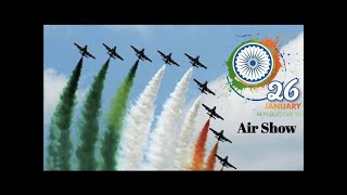 AIR PARADE  ||❤️🇮🇳🤍|| REPUBLIC DAY ||