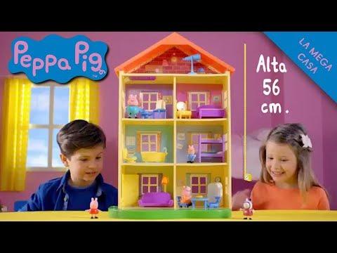 best authentic 4ef7b 06754 Giochi Preziosi | Peppa Pig la mega casa parlante