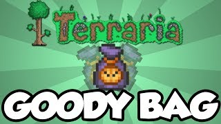 Terraria 1.2.1 - Goodie Bag (Halloween Update) - All possible loot from the Goody Bag!