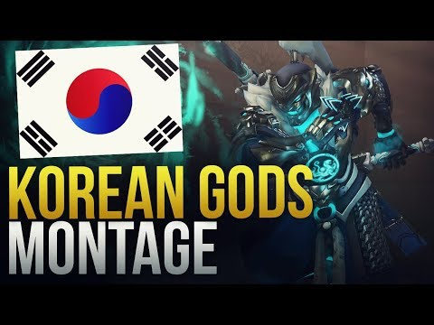 GODS OF KOREA - Overwatch Montage thumbnail