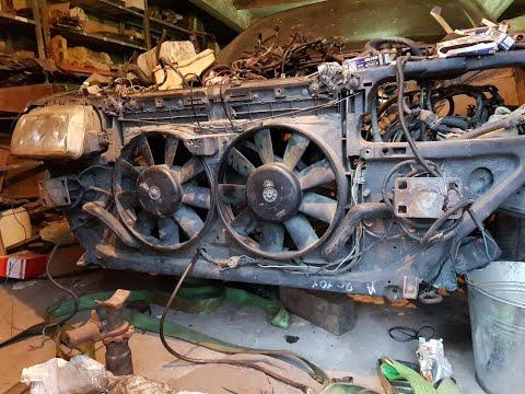 Peugeot 605 V6 3.0  Собери себе Льва! (ч.2) Запчасти!