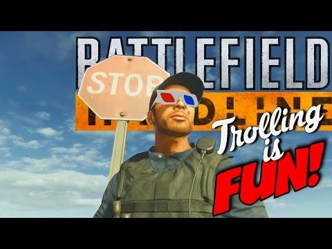 Battlefield Hardline: Trolling iz Fun!