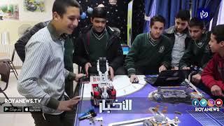 مدرسة الملك عبدالله الثاني للتميز تشجع الإبداع العلمي في الطفيلة - (4-3-2019)