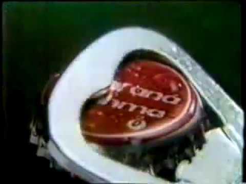 Trecho: TV Manchete, Propaganda Guaraná Brahma1984
