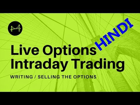 Pivottrading Live Options Trading (Options Hedging Strategy) – In Hindi