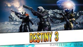 NOTICIÓN | Destiny 3 ya estaría en desarrollo para consolas y ordenador