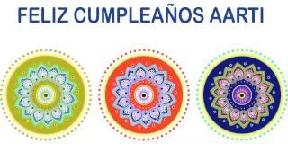 Aarti   Indian Designs - Happy Birthday