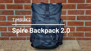 Best Daily / Cycling Bags: Timbuk2 Spire 2.0 Laptop Backpack Review
