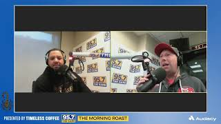 Morning Roast Live - 95.7 The Game