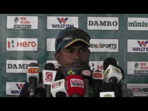 Rangana Herath & Mushfiqur Rahim previews the 1st Test at Galle
