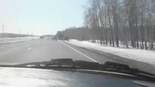 видео Астана - Петропавловск