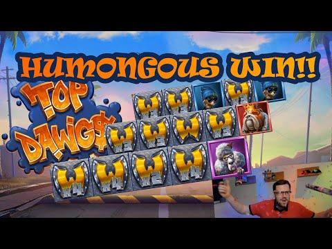 HUMONGOUS WIN on Top Dawg$$$$!!