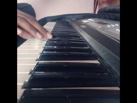 Besabriya-MS DHONI (keyboard cover intro)