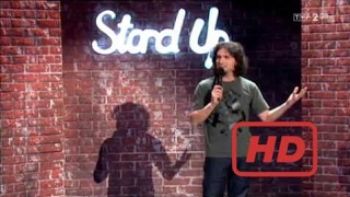 Stand Up -  Kabaret Łowcy .B -  Mariusz Kałamaga  - Stand UP