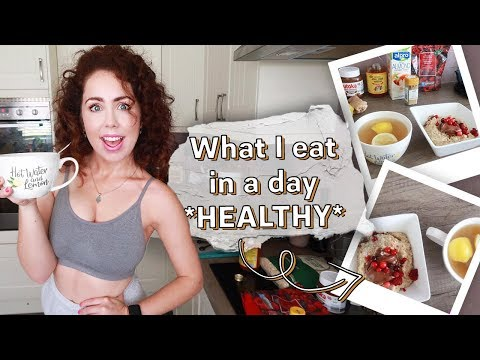 WHAT I EAT IN A DAY TO STAY HEALTHY | Breakfast Edition | Lose Weight 2019 thumbnail