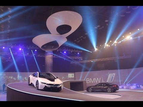 FAST. FORWARD. THE BMW i8 Launch Event.