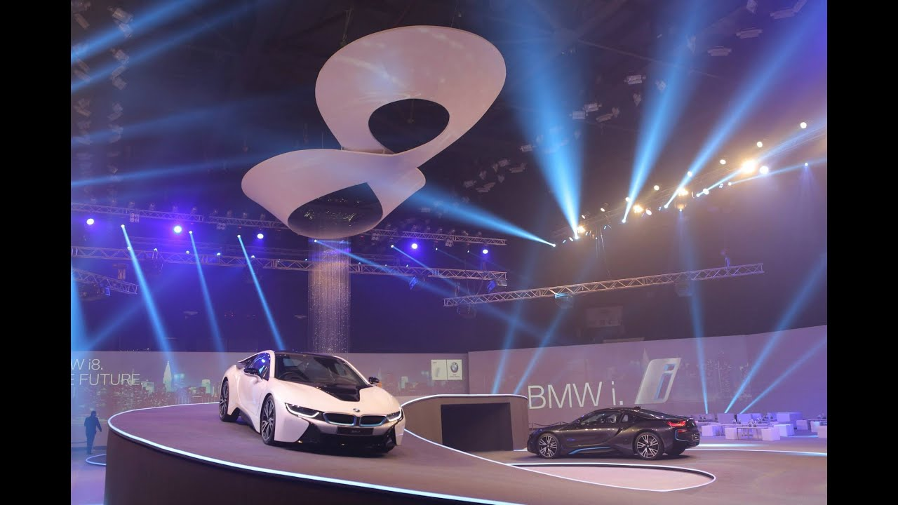 bmw new car releaseFAST FORWARD THE BMW i8 Launch Event  YouTube