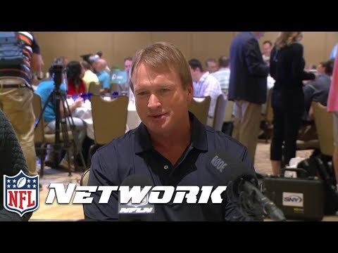 "Jon Gruden, ""I would eliminate instant replay"" 