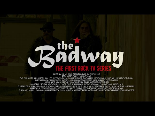 MIGLIOR PITCH TRAILER 2018 - THE BADWAY DI NIKI LOU ROSH