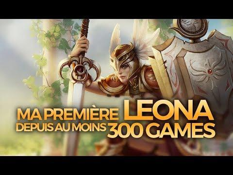 MA PREMIÈRE LEONA APRÈS AU MOINS 300 GAMES - Tristana ADC Ranked Challenger