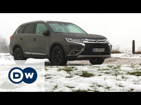 Mitsubishi Outlander Kampf Um Deutschland Motor Mobil Youtube