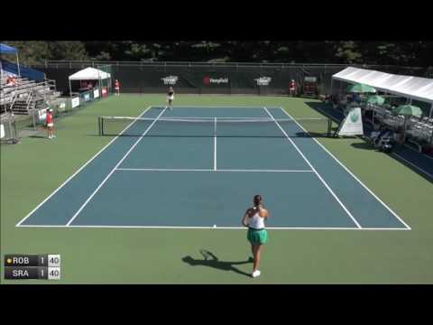 Robson Laura v Sramkova Rebecca - 2016 ITF Landisville