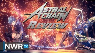 Astral Chain (Switch) Review (Video Game Video Review)