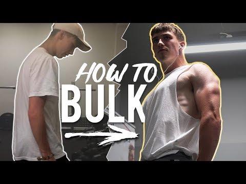 How to Bulk. Bulking for Beginners