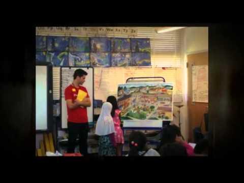 JA Day at Ibarra Elementary School