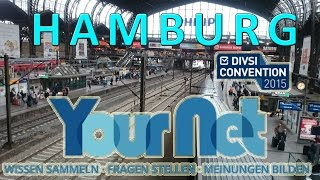 Hamburg Reise+YOURNET DIVSI Convention