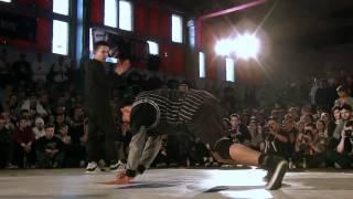 Yarko vs. Flea Rock (Adidas Originals Rocks the Floor)