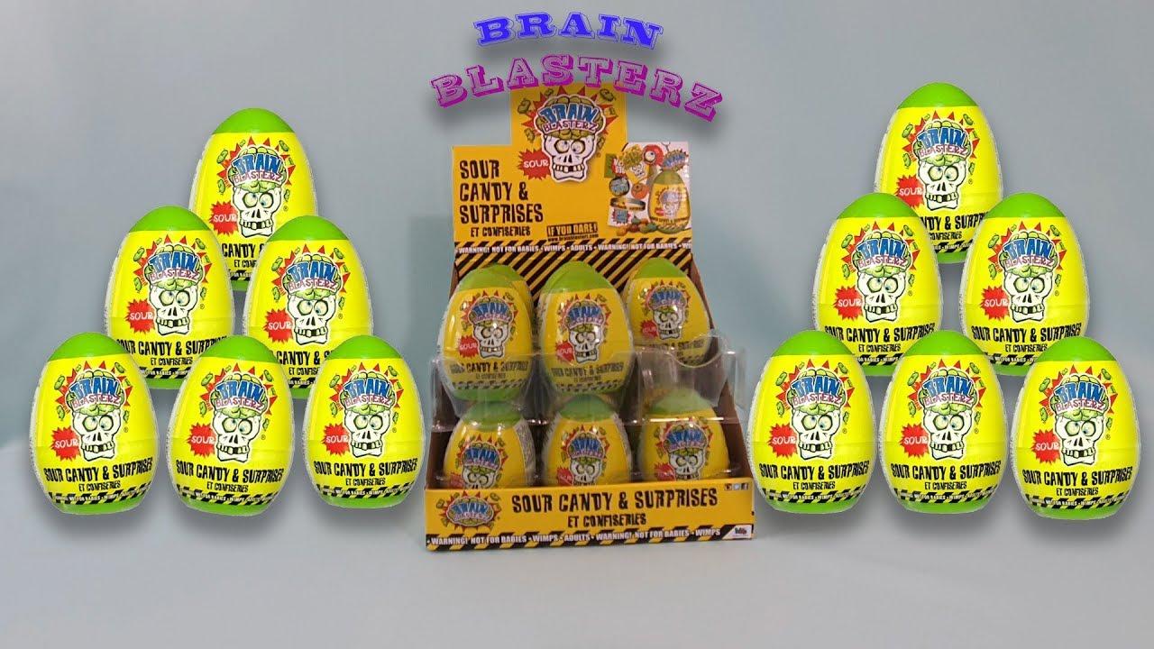 Brain blasterz surprise eggs
