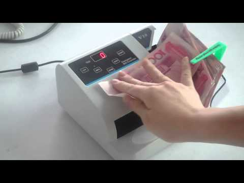 ST V10 BILL COUNTER  CURRENCY COUNTER, MONEY COUNTER  SEMTOM