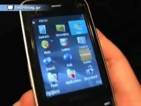 Nokia N81 hands-on