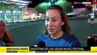 GIRL PREDICTS LAS VEGAS SHOOTING