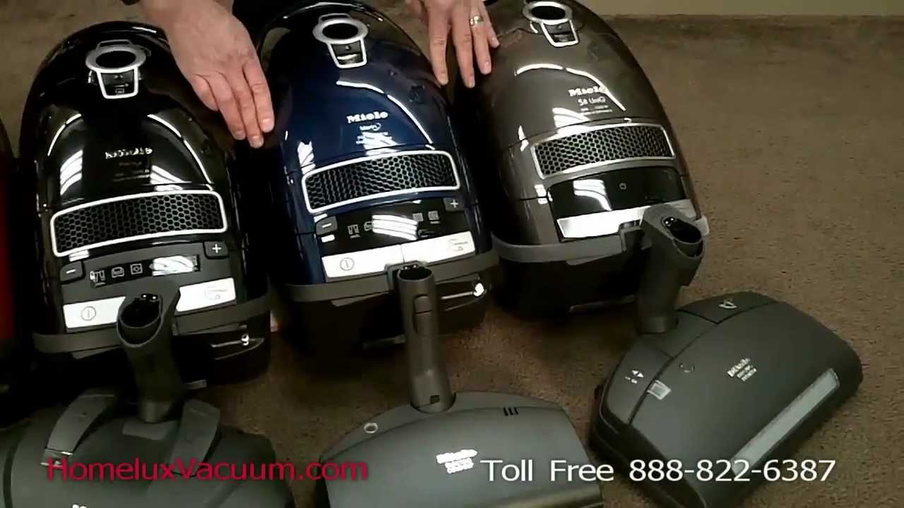 San Diego's Authorized Miele Vacuum Dealer