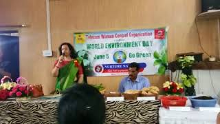 On #WorldEnvironmentDay, TWCO in association with #BSNL  organised a workshop