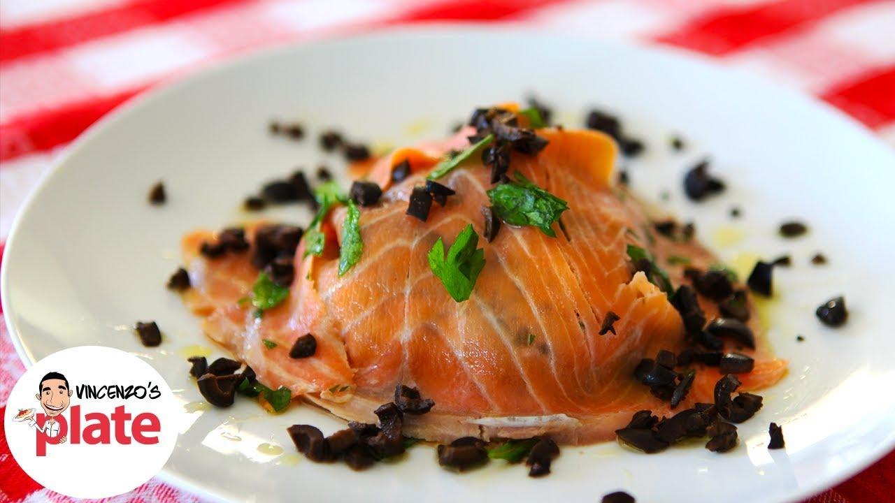 Smoked Salmon Salad  Smoked Salmon Recipe  The Most Delicious Healthy  Recipe  Youtube
