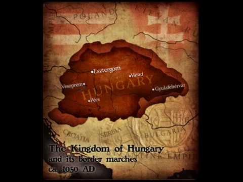 Kingdom of Hungary - Stephen I | War