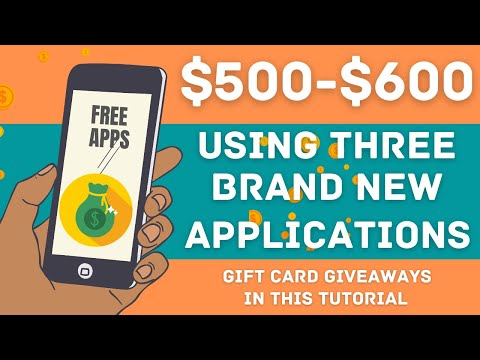 MAKE $500.00 in PayPal using these Apps FREE! (Make Money Online 2021)
