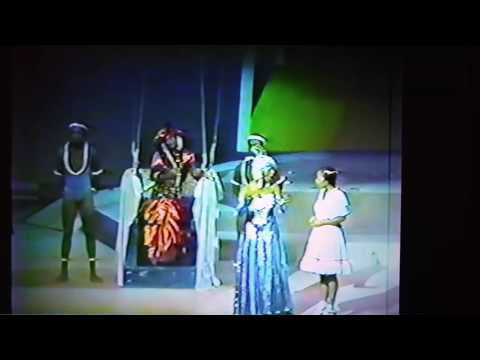 """""""THE WIZ""""(1983), featuring Stephanie Barber Hurt as """"Dorothy"""""""
