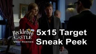 Castle 5x15 Target  Sneak Peek  3 - Ringtone