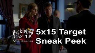Castle 5x15 Target  Sneak Peek  3 - Ringtone