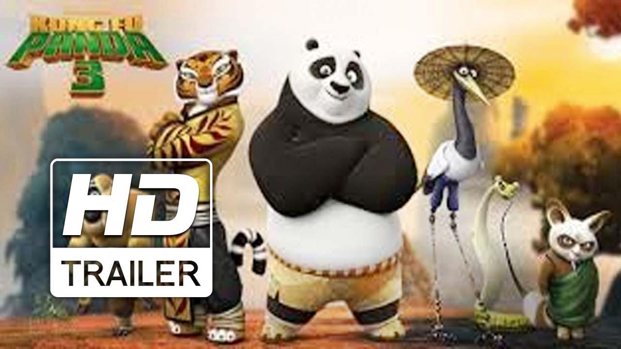 Kung Fu Panda 3 Segundo Trailer Oficial Legendado Hd Youtube