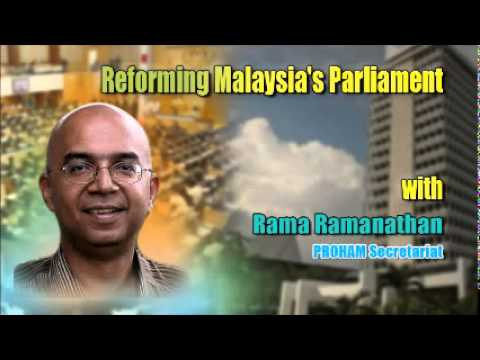 20150319 The Durian Heat: Reforming Malaysia's Parliament