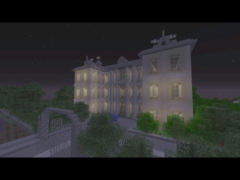 Minecraft Gotham City: Wayne Manor