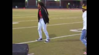 The Rap Game: Football Game Halftime Performances (Season 3, Episode 9) | Lifetime