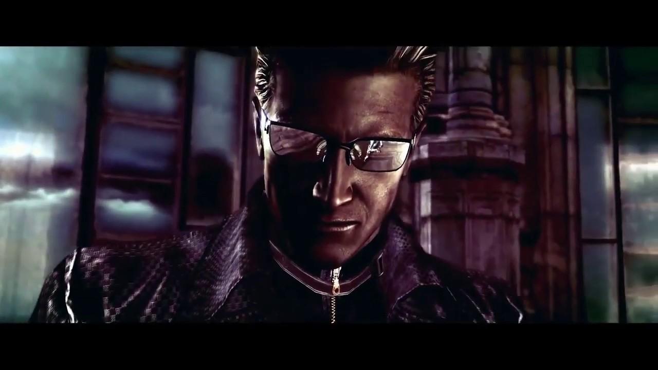 """Крис и Джилл против Альберта Вескера в игре """"Resident Evil 5"""""""