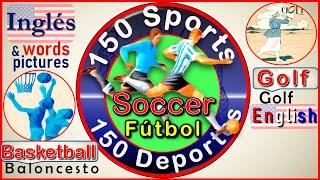Deportes en Inglés   Sports   Más de 100 Deportes Populares en Inglés   Vocabulario en Inglés