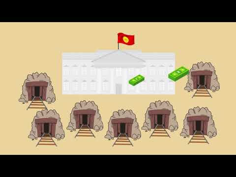 Исследование горнодобывающей отрасли Кыргызстана